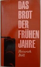 October december 2014 postwar germany from 1945 reading das brot der frhen jahre finished reading 19 november 2014 fandeluxe Choice Image