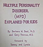 Multiple personality disorder (MPD)…