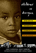 Children in Danger: Coping With the…