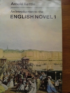 An Introduction to the English Novel, Volume…