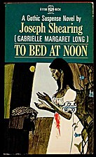 To Bed at Noon by Joseph Shearing