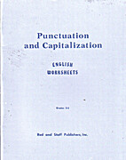 Punctuation and capitalization: English…