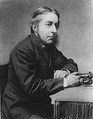 Author photo. Joseph Henry Shorthouse c1880s