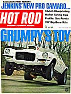 Hot Rod 1970-07 (July 1970) Vol. 23 No. 7…