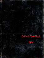 Collier's 1964 Year Book by Jean Paradise