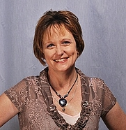 Author photo. Photography by Katrina Wall at Online by Design
