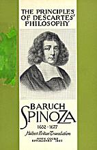 Principles of Descartes Philosophy by…