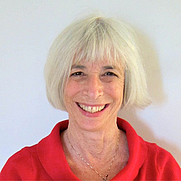 Author photo. Elizabeth Levy