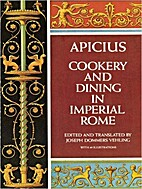 Cooking and dining in imperial rome by…
