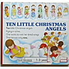 Ten little Christmas angels [board book] by…