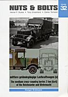 Medium Cross-Country Lorries 3 Ton (6X4) Of…