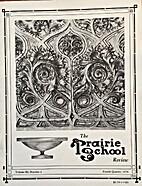The Prairie School Review: Fourth Quarter…
