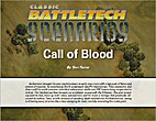 Call of Blood by Ben H. Rome