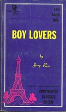 Boy Lovers by Jerry Ross