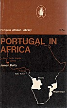 Portugal in Africa by James Duffy