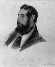 Author photo. Arthur Conolly, circa 1840. Wikimedia Commons.