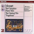 The piano trios by Wolfgang Amadeus Mozart