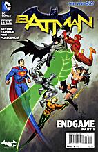 Batman, Vol. 2 #35 by Scott Snyder
