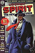 The Spirit New Adventures 1-8 by Will Eisner
