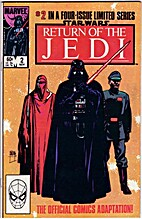 RETURN OF THE JEDI #2 (IN A FOUR-ISSUE…