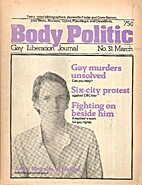 Body Politic (Issue #31) Fighting On Beside…