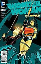Wonder Woman #9 by Brian Azzarello