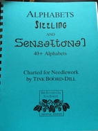 Alphabets Sizzling and Sensational by Tink…