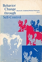 Behavior change through self-control by…