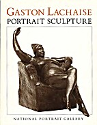 Gaston Lachaise : portrait sculpture by…
