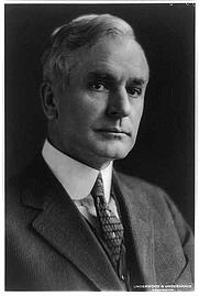 Author photo. Photo by Underwood & Underwood (Library of Congress)