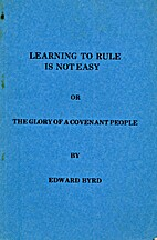 Learning to Rule is not Easy, Or, the Glory…