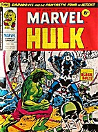 The Mighty World of Marvel # 186
