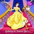 Disney Princess Belle Getting to Know You…