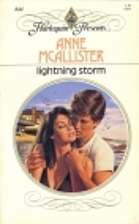 Lightning Storm by Anne McAllister