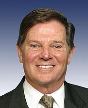 Author photo. Wikimedia Commons (U.S. Congress Photo)