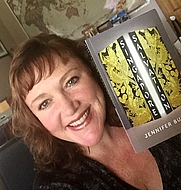 Author photo. Holding the proof copy of Singapore Salvation, December 2015