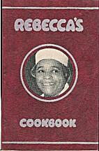 Rebecca's Cookbook by Rebecca West