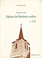 Répertoire des Eglises du Brabant wallon by…