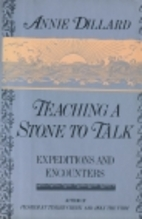 Teaching a Stone to Talk: Expeditions and…