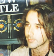 Author photo. October 1994, Oxford