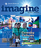 Crossing cultures by Imagine Magazine
