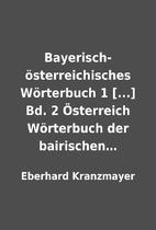 Bayerisch-österreichisches…