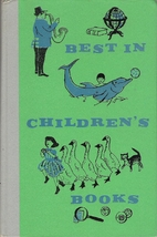 Best in Children's Books Volume 8 with Wrong…