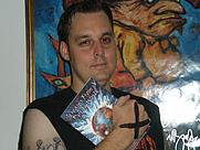 Author photo. Author David Agranoff