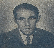 Author photo. Wikimedia Commons. Photograph from  headstone.