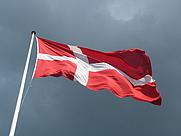 Author photo. Dannebrog.  Photo by Per Palmkvist Knudsen / Wikimedia Commons.