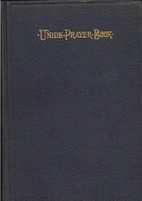 The Union Prayer Book for Jewish Worship -…