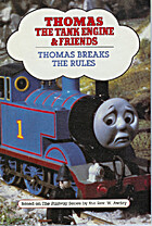 Thomas breaks the rules by David Mitton