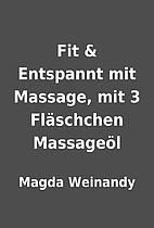 Fit & Entspannt mit Massage, mit 3…