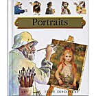 Portraits (First Discovery Art Book) by Tony…
